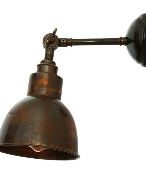 Churchill wall light – Metal